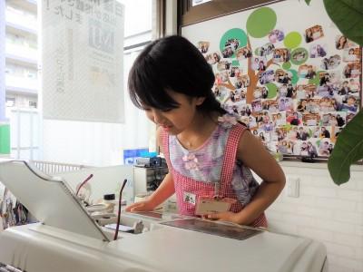こども 子供 メガネ 眼鏡 東京 都内 メガネ女子 専門店 ジルスチュアートNY 04-0023 作り体験