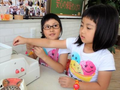 こども メガネ 子供 眼鏡 作り 体験型 東京 都内 江戸川区 専門店 ジルスチュアートNY 口コミ メガネ女子