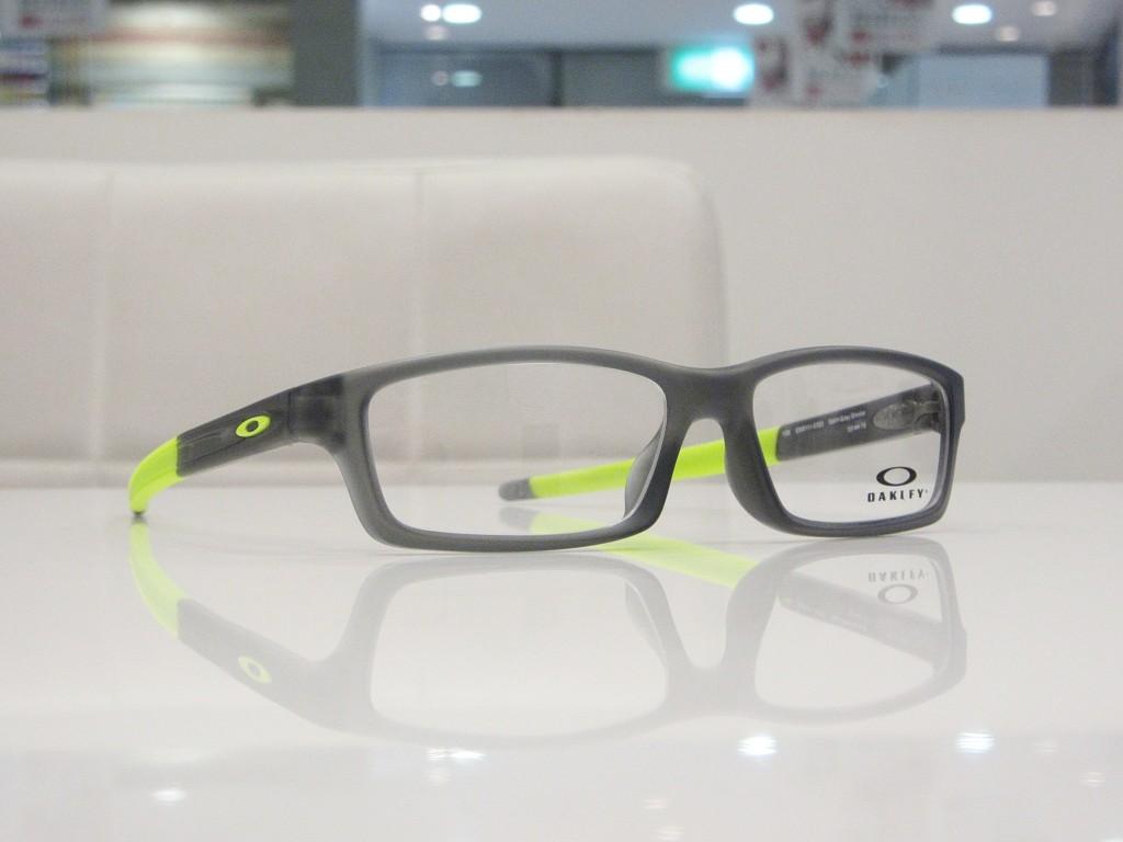 こどもメガネ メガネ作り体験 オークリー OAKLEY クロスリンクユース OX81110353