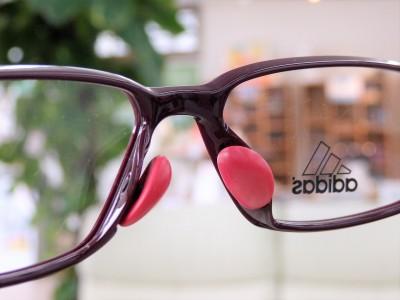 こども 子供 弱視治療用眼鏡 メガネ 東京 都内 専門店 アディダス adidas a008 6058 遠視 混合乱視 弱視