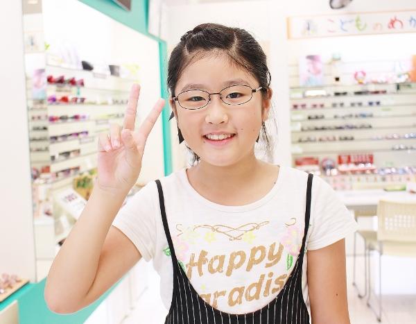 武蔵野市 眼鏡 口コミ KIDS こども 小学生 中学生