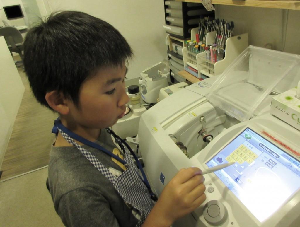江戸川区 メガネ作り 子供メガネ 良く見える