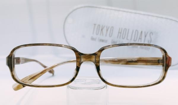 武蔵野市 眼鏡 口コミ 評判 TOKYOHOLIDAYS トランクショー 国産 鯖江
