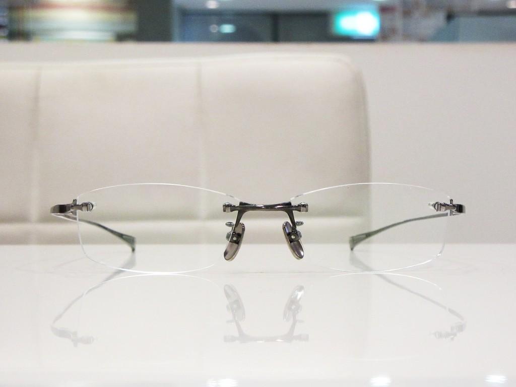 ジャポニスム メガネ JAPONISM JN-638 縁無しメガネ フチなしメガネ 船堀 東京 江戸川区