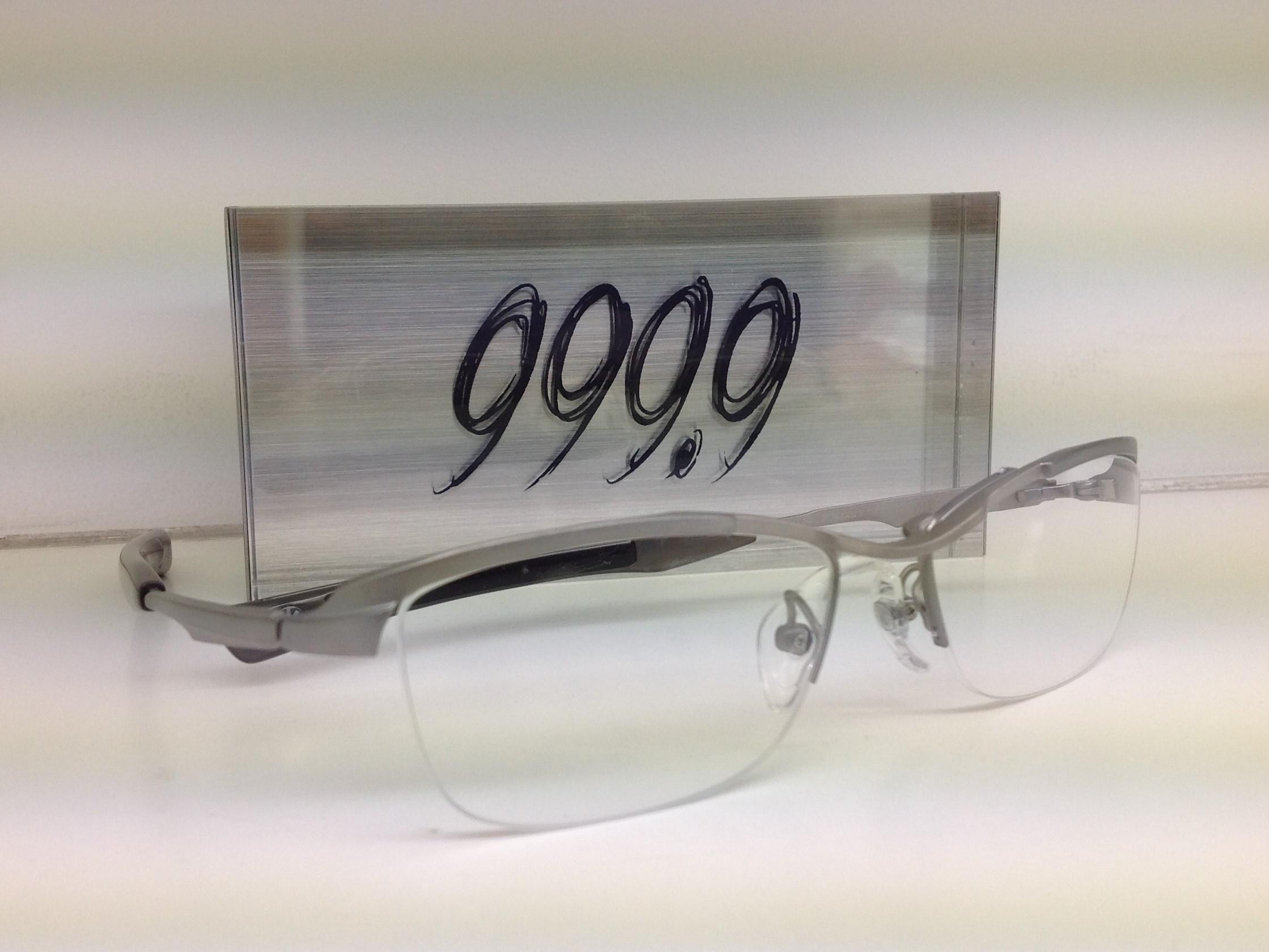 フォーナインズ 9999 メガネ 4チタンシャーリング 東京
