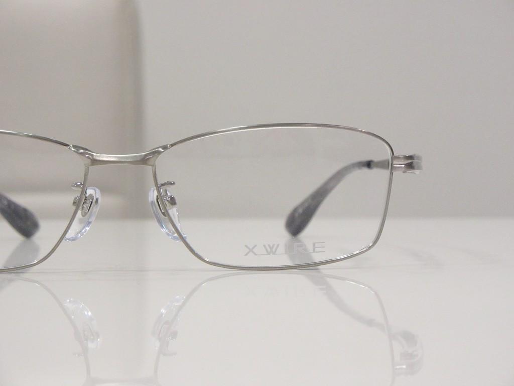 X-WIRE 物がダブって見える メガネ 両眼視機能 プリズム検査 斜位 隠れ斜視 江戸川区 船堀 認定眼鏡士