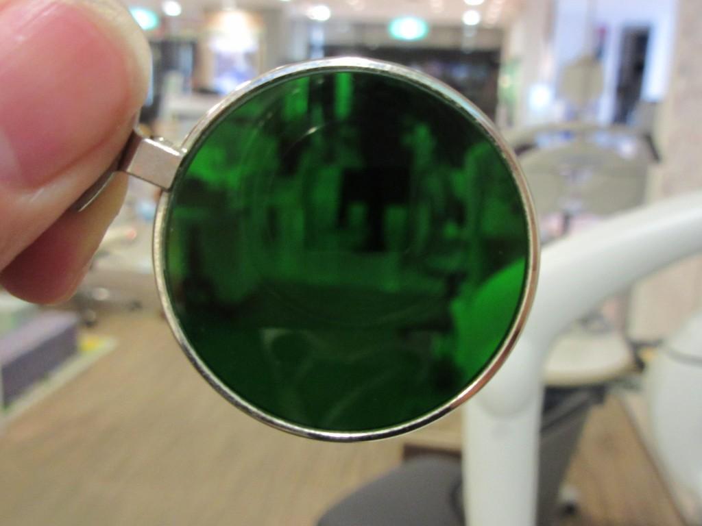 物がダブって見える 複視 メガネ 両眼視機能 プリズム検査 東京都 江戸川区 船堀 評判 プリズムメガネ