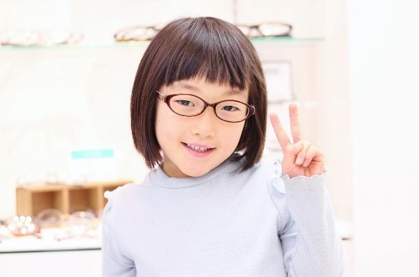武蔵野市 メガネ 口コミ 評判 子供 小学生 中学生 メゾピアノ