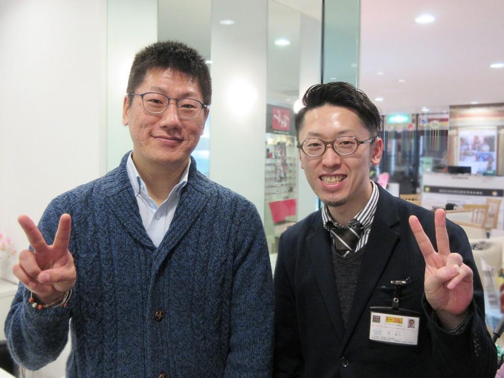 東京都江戸川区 船堀 両眼視機能 プリズム検査 両眼開放検査 クラシックメガネ