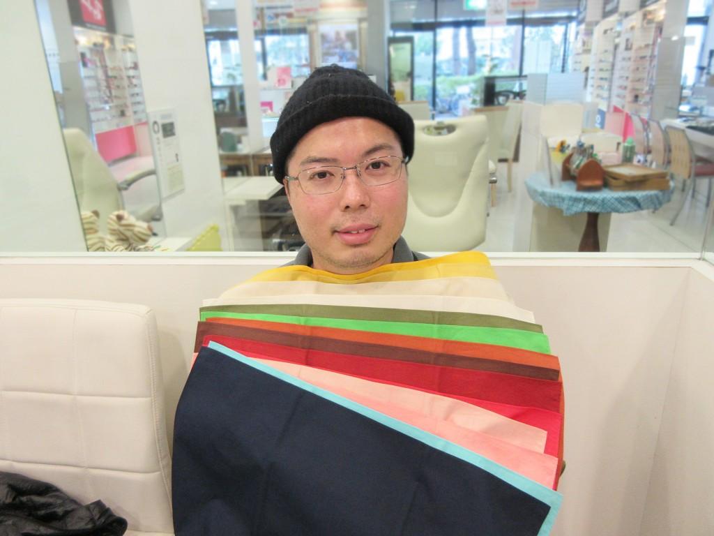 パーソナルカラー診断 メガネ おしゃれ 似合う色 物がダブって見える 両眼視機能検査 江戸川区 船堀