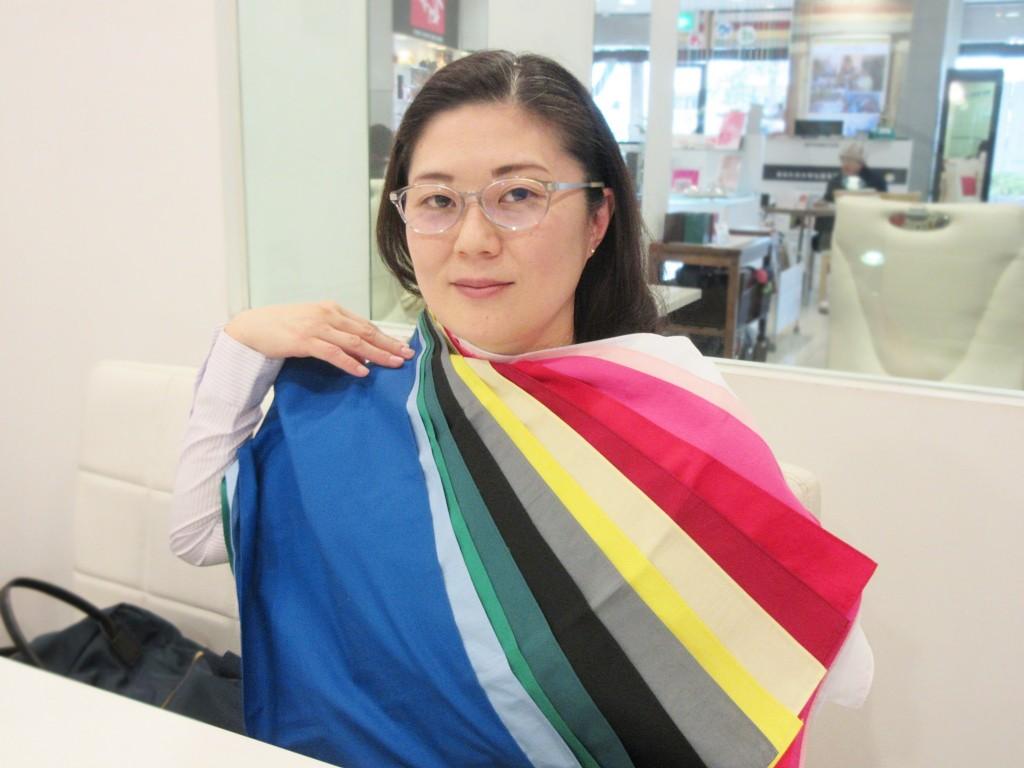 シークレットレメディ S-014 東京都内 江戸川区 取り扱い店 両眼視機能 プリズム検査 目が疲れる カラー診断