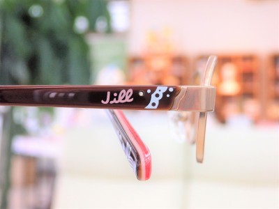 東京都 江戸川区 瑞江 こどもメガネ 弱視治療用眼鏡 ジルスチュアートNY