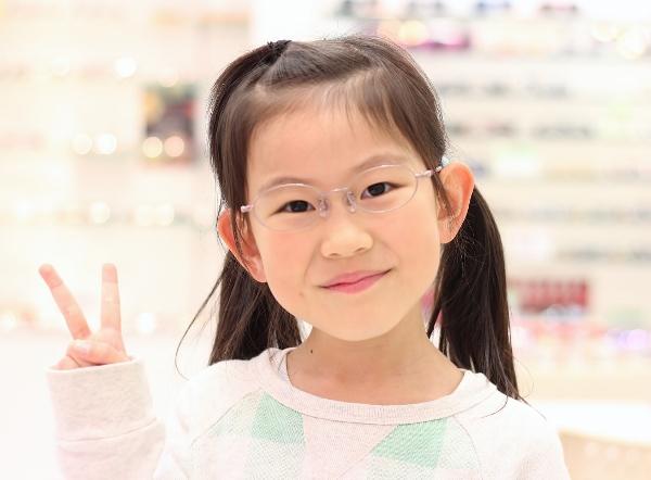 武蔵野市 メガネ 口コミ 評判 こども 小学生 中学生 ジルスチュアートNY