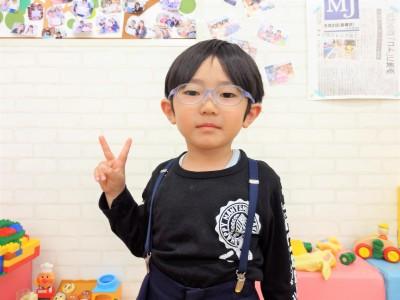 東京都 江戸川区 瑞江 こどもメガネ 専門店 トマトグラッシーズ 弱視治療用眼鏡作成