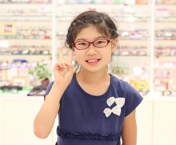 武蔵野市 眼鏡 口コミ 評判 子供 小学生 中学生 ジルスチュアートNY