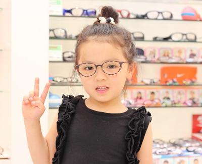 武蔵野市 眼鏡 口コミ 評判 子供 小学生 中学生 Specespace オプトデュオ 国産 鯖江