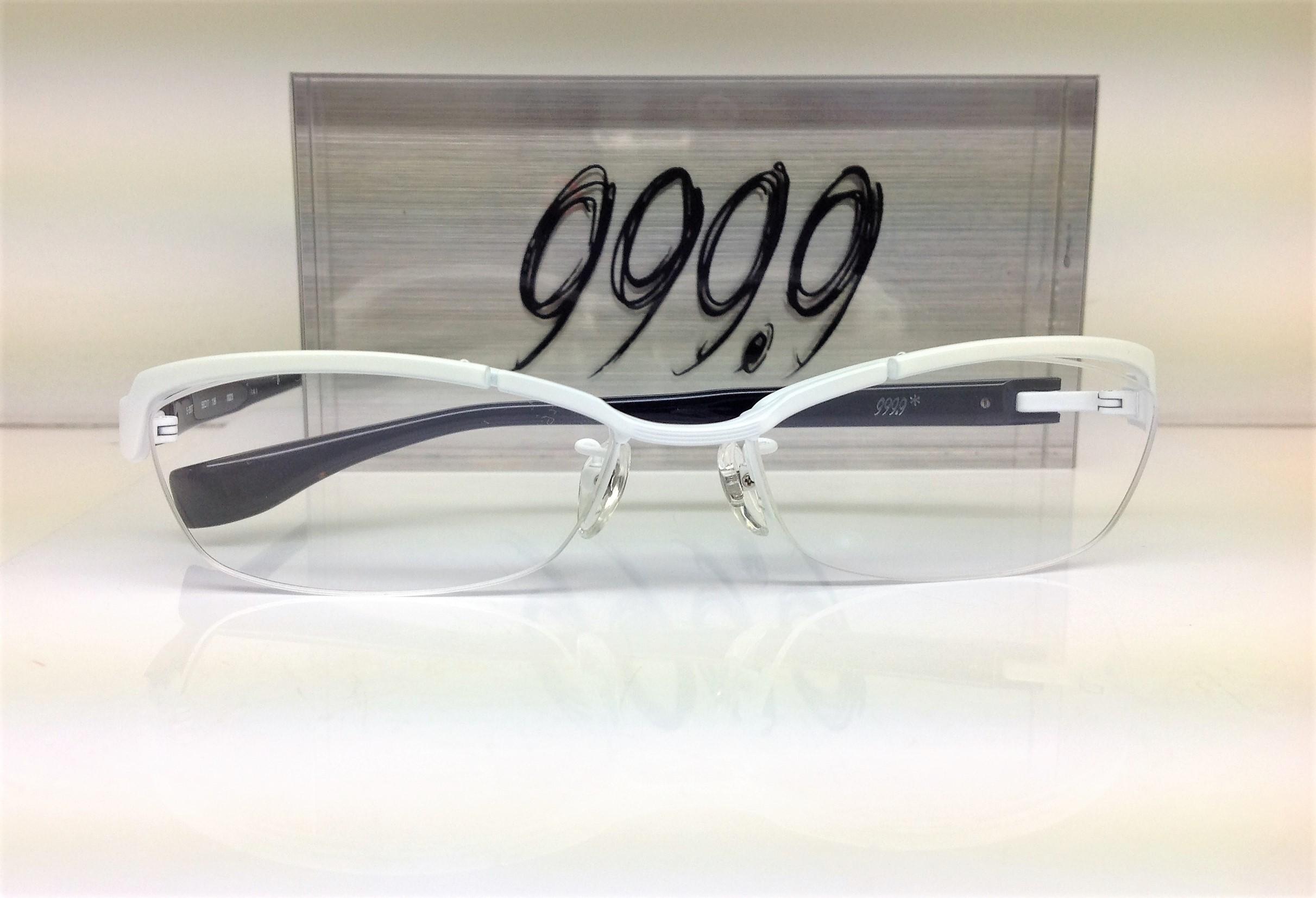 眼鏡 メガネ フレーム 999.9 江戸川