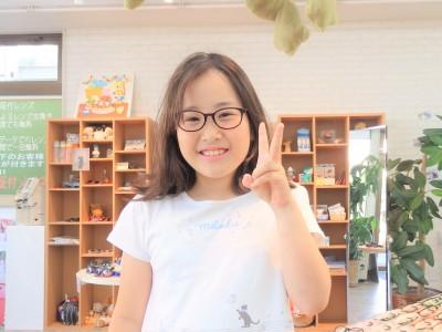 東京都 江戸川起 瑞江 こどもメガネ 専門店 ジルスチュアートNY