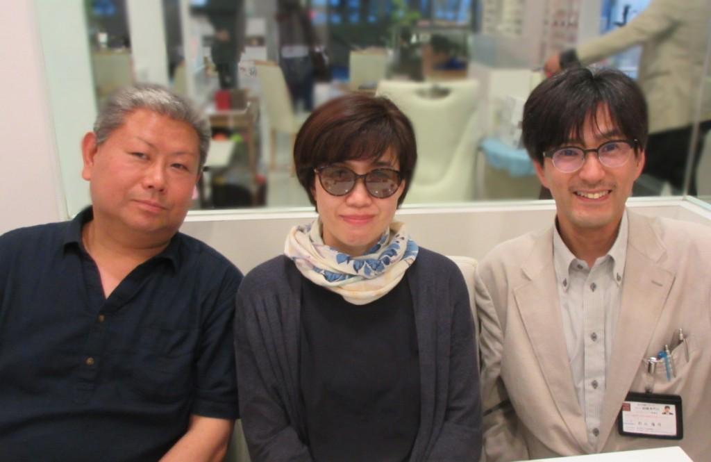 東京都 江戸川区 船堀 眼鏡 サングラス 度付き 偏光レンズ