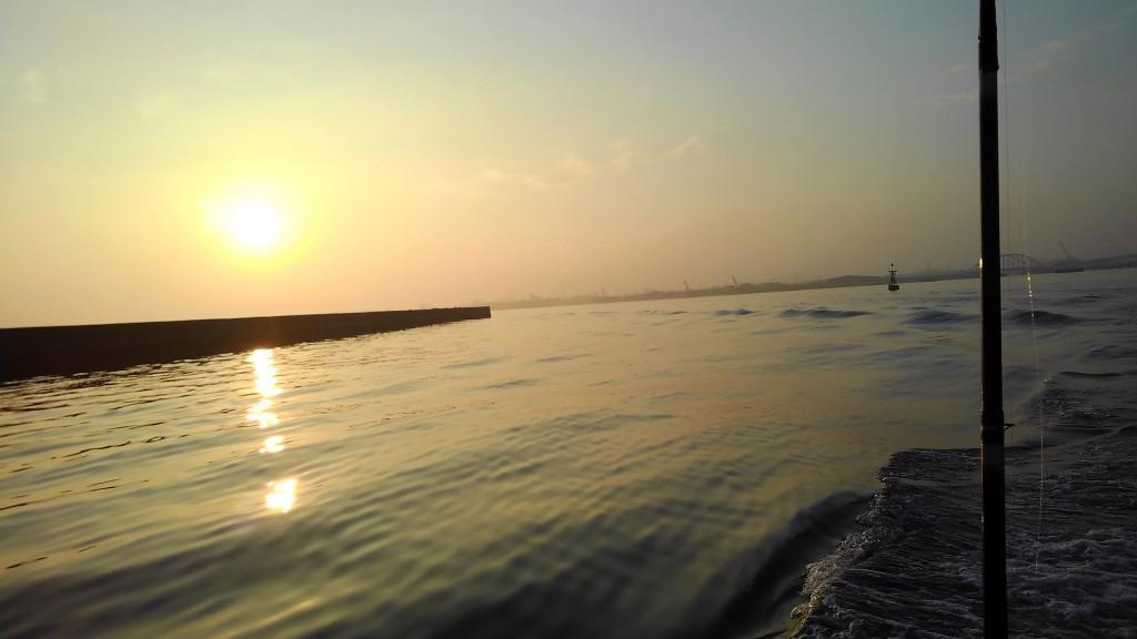 メガネ 釣り日誌 江戸川