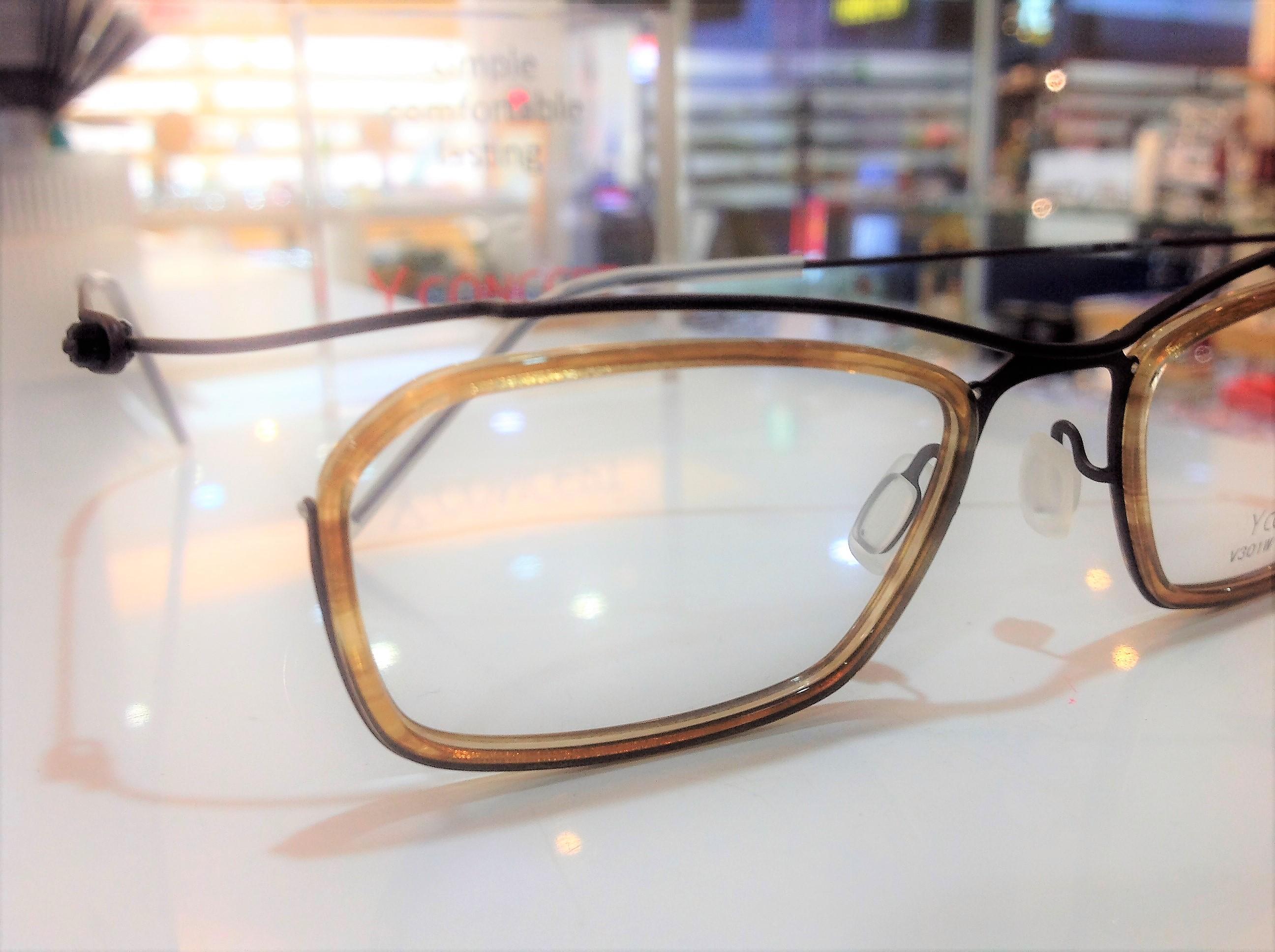 お洒落なメガネ 軽いメガネ 大人メガネ 東京