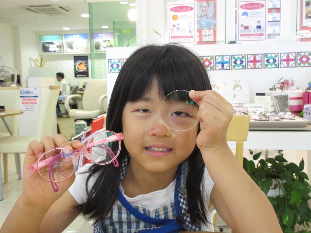江戸川区 両眼視機能検査 カラー診断 コンタクトレンズ キッザニア メガネ作り体験