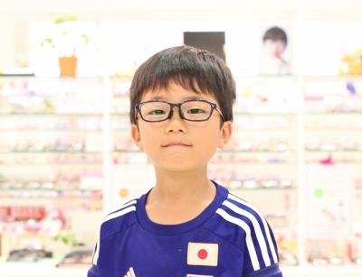 武蔵野市 眼鏡 口コミ 評判 子供 奨学生 中学生 瞬足