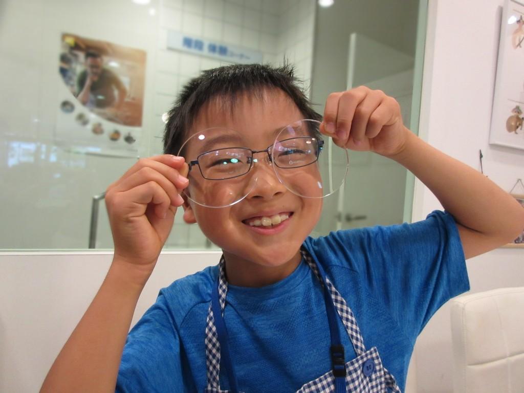 子供メガネ 両眼視機能検査 カラー診断 コンタクトレンズ 東京都 江戸川区 船堀 眼鏡