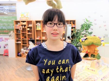 東京都内 江戸川区 瑞江 こどもメガネ 専門店 メゾピアノ MP-118