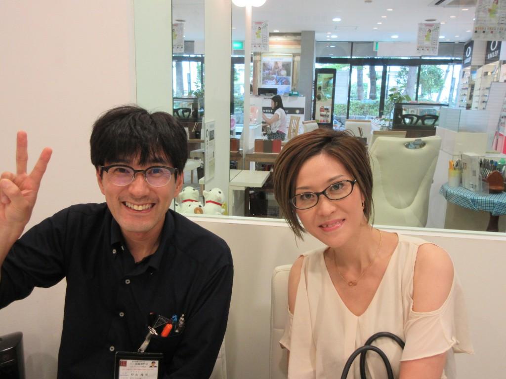 江戸川区 眼鏡 両眼視機能検査 カラー診断 コンタクトレンズ 調光レンズ