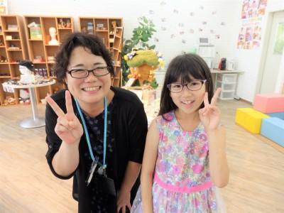 東京都内 江戸川区 瑞江 こどもメガネ 専門店 メゾピアノ メガネ女子 MP-119