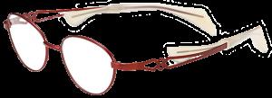 武蔵野市 武蔵境 メガネ 眼鏡 チョコシー CHOCO SEE パッドのないフレーム 1