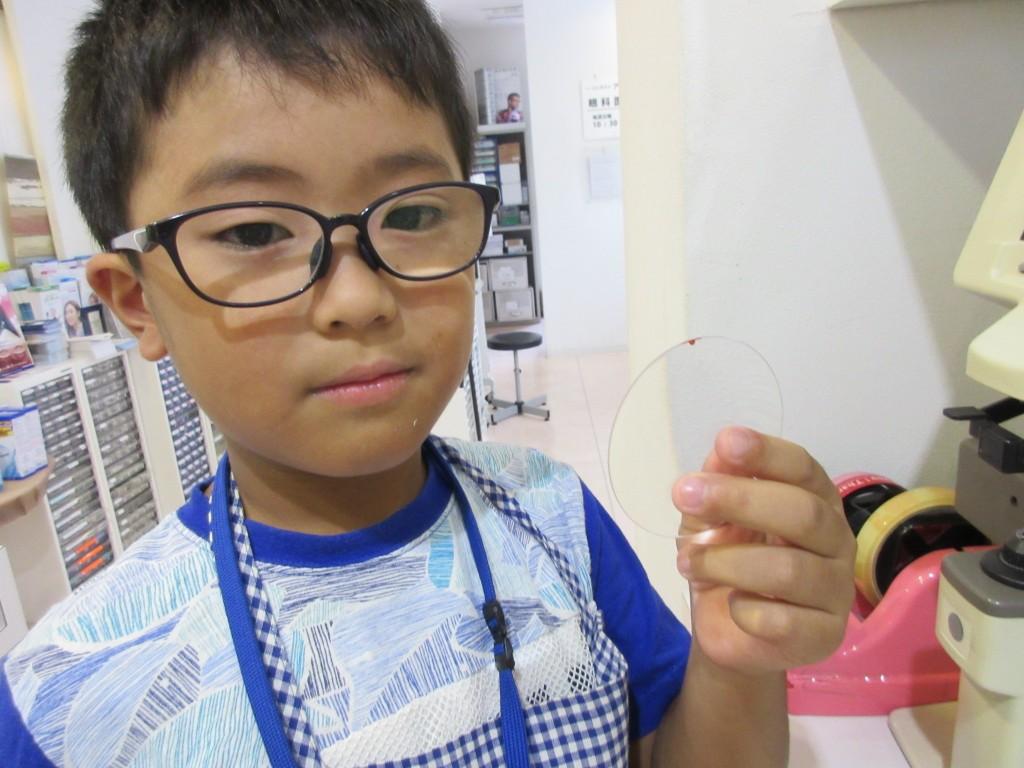 こども メガネ 子供 眼鏡 メガネ作り体験 瞬足 両眼視機能検査 カラー診断 コンタクトレンズ 東京都 江戸川区 船堀