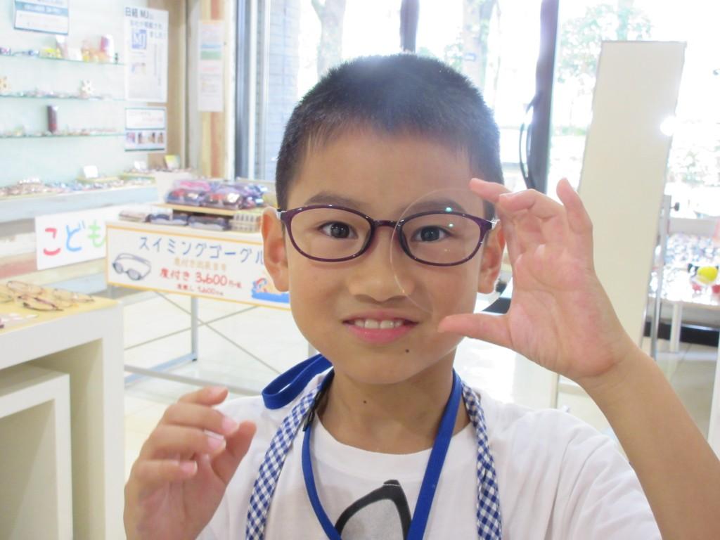 東京都 江戸川区 子供 メガネ 船堀 両眼視機能検査 カラー診断 コンタクト
