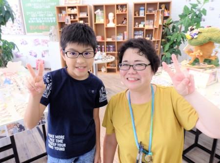 東京都内 江戸川区 こどもメガネ 専門店 トマトグラッシーズ TJAC12