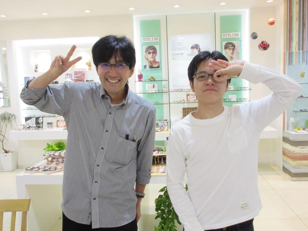 江戸川区 メガネ 両眼視機能検査 カラー診断 コンタクトレンズ