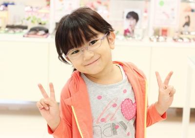 武蔵野市 メガネ 口コミ 評判 子供 小学生 中学生 メゾピアノ キッズフレーム