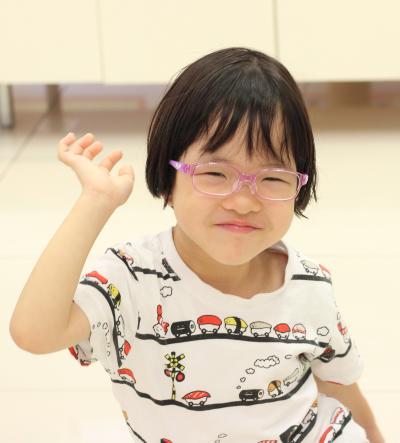 武蔵野市 武蔵境 メガネ 眼鏡 トマトグラッシーズ 弱視矯正