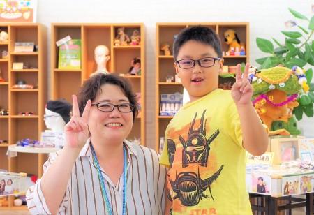東京都内 こどもメガネ 子供眼鏡 専門店 パソコン用 PC用眼鏡