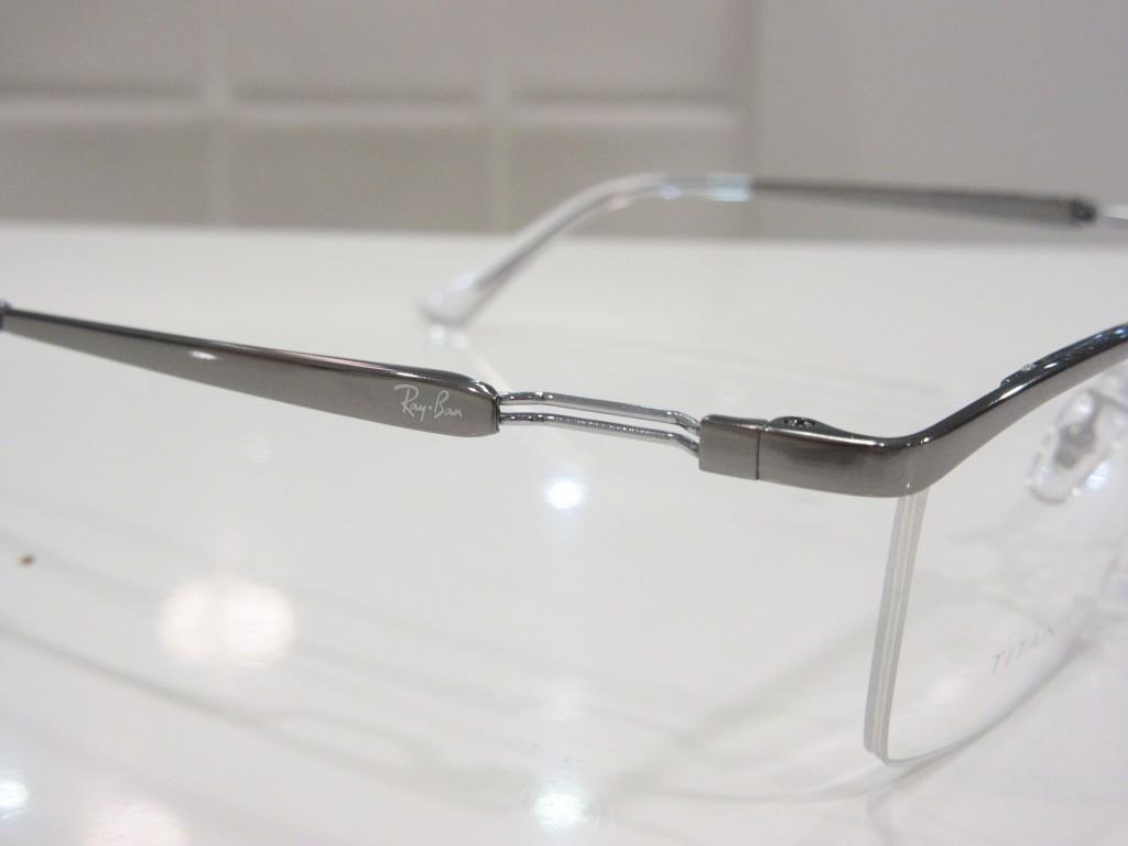 RAY-BAN RB8746D 両眼視機能検査 プリズム検査 物がダブって見える 複視 メガネ 両眼視検査 プリズムレンズ カラー診断 コンタクトレンズ 東京都 江戸川区 船堀 評判 プリズムメガネ