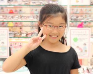 武蔵野市 武蔵境 メガネ 眼鏡 アイクラウド こども
