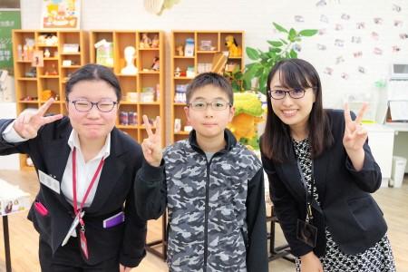 東京都内 こどもメガネ 子供眼鏡 専門店 トマトグラッシーズ TJAC5 キッズモデル