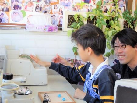東京都内 子供眼鏡 こどもメガネ 専門店 PUMA
