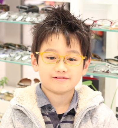 武蔵野市 武蔵境 メガネ 眼鏡 こども キッズ 瞬足