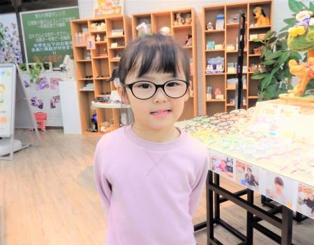 東京 子供 眼鏡 遠視 弱視 斜視 治療用眼鏡 トマトグラッシーズ TJBC5