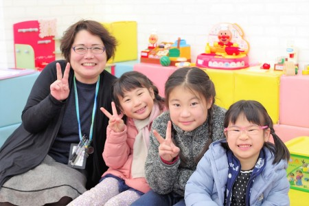 東京都内 子供眼鏡 こどもメガネ 遠視性乱視斜視弱視治療用眼鏡 トマトグラッシーズ TKAC13