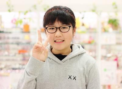 こどもメガネ ジルスチュアート 小学生 中学生 武蔵野市 メガネ 子供用