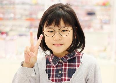 こどもメガネ BCPCkids ベセペセキッズ クラシック りんあんちゃんメガネ 武蔵野市 こども 小学生 中学生