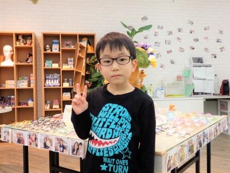 東京都内 こどもメガネ 子供眼鏡 専門店 パソコン用眼鏡