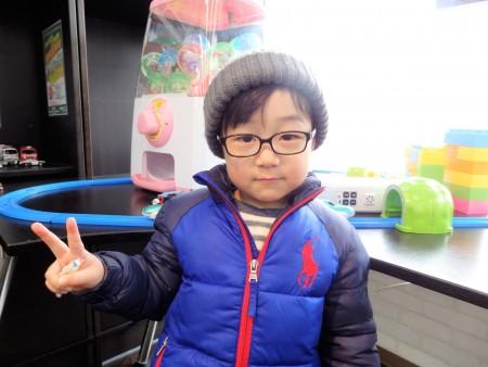 東京 都内 子供 眼鏡 専門店 弱視 遠視 斜視 治療用眼鏡 トマトグラッシーズ TKCC14